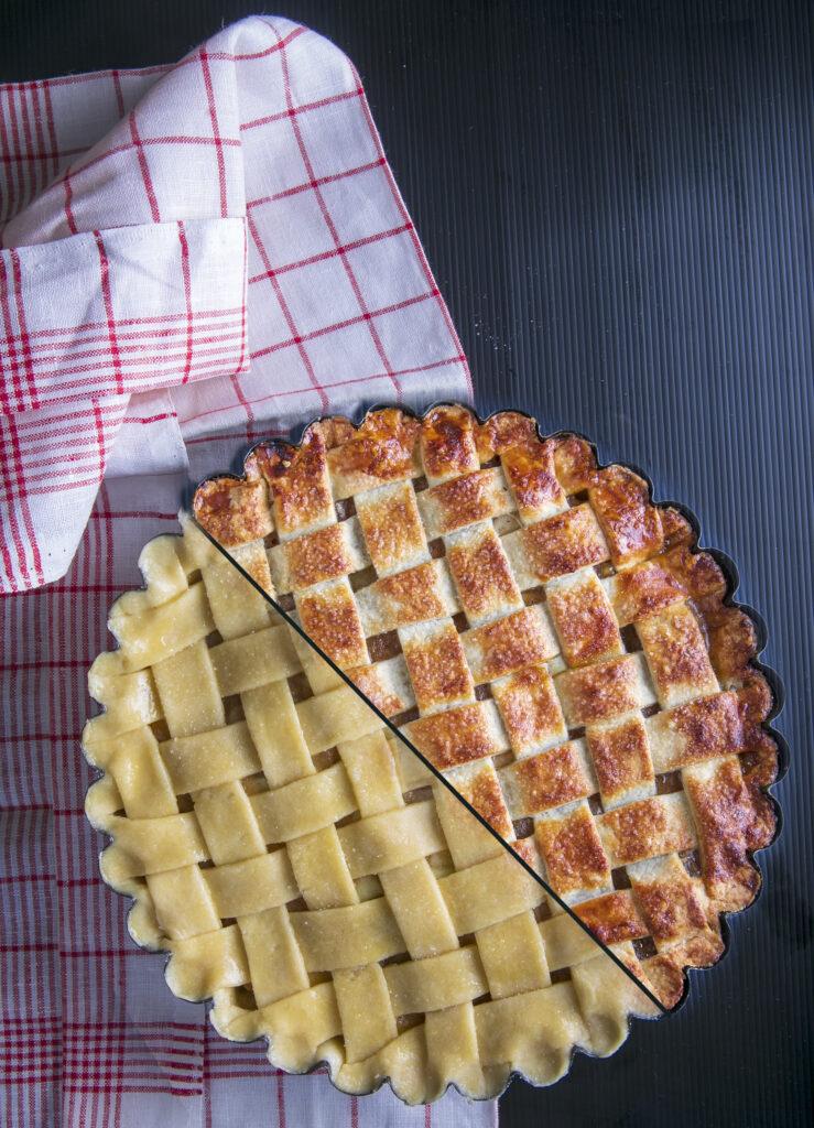 פאי תפוחים הולנדי כמו שתמרה הכינה לסיימון